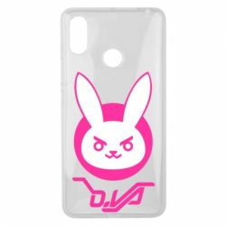 Чохол для Xiaomi Mi Max 3 Overwatch dva rabbit