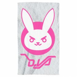 Полотенце Overwatch dva rabbit