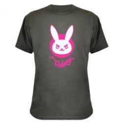 Камуфляжна футболка Overwatch dva rabbit