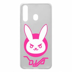 Чехол для Samsung A60 Overwatch dva rabbit