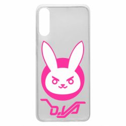 Чехол для Samsung A70 Overwatch dva rabbit