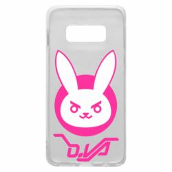Чехол для Samsung S10e Overwatch dva rabbit