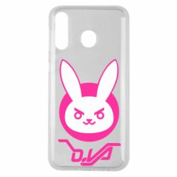 Чехол для Samsung M30 Overwatch dva rabbit