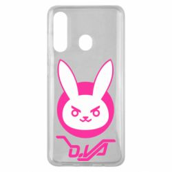 Чехол для Samsung M40 Overwatch dva rabbit
