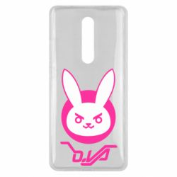 Чехол для Xiaomi Mi9T Overwatch dva rabbit
