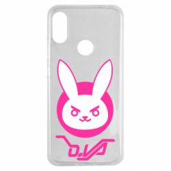 Чехол для Xiaomi Redmi Note 7 Overwatch dva rabbit