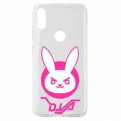 Чехол для Xiaomi Mi Play Overwatch dva rabbit