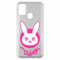Чехол для Samsung M30s Overwatch dva rabbit