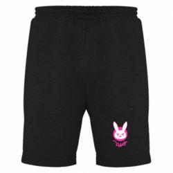 Чоловічі шорти Overwatch dva rabbit