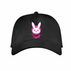 Дитяча кепка Overwatch dva rabbit