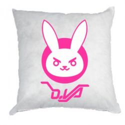 Подушка Overwatch dva rabbit