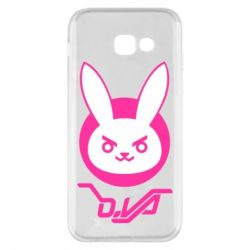 Чехол для Samsung A5 2017 Overwatch dva rabbit