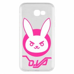 Чехол для Samsung A7 2017 Overwatch dva rabbit
