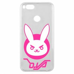 Чехол для Xiaomi Mi A1 Overwatch dva rabbit