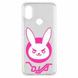 Чехол для Xiaomi Mi A2 Overwatch dva rabbit
