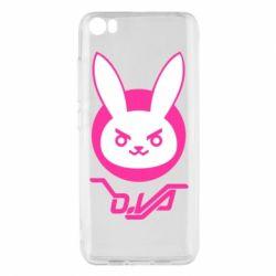 Чохол для Xiaomi Mi5/Mi5 Pro Overwatch dva rabbit