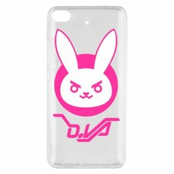 Чехол для Xiaomi Mi 5s Overwatch dva rabbit