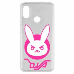Чехол для Xiaomi Mi8 Overwatch dva rabbit