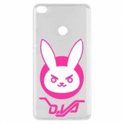 Чохол для Xiaomi Mi Max 2 Overwatch dva rabbit