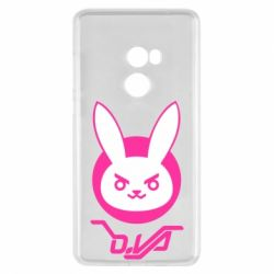 Чехол для Xiaomi Mi Mix 2 Overwatch dva rabbit