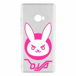 Чехол для Xiaomi Mi Note 2 Overwatch dva rabbit