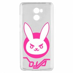 Чехол для Xiaomi Redmi 4 Overwatch dva rabbit