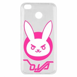 Чехол для Xiaomi Redmi 4x Overwatch dva rabbit