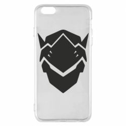 Чехол для iPhone 6 Plus/6S Plus Overwatch Genji