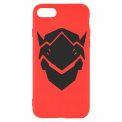 Чехол для iPhone 7 Overwatch Genji