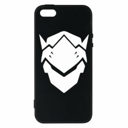 Чехол для iPhone5/5S/SE Overwatch Genji