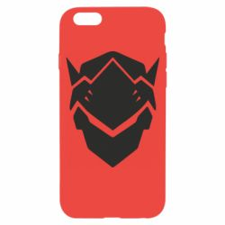 Чехол для iPhone 6/6S Overwatch Genji