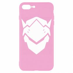 Чехол для iPhone 8 Plus Overwatch Genji
