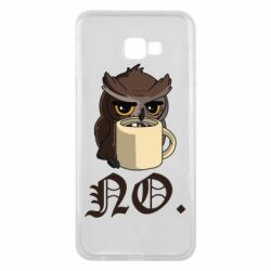 Чехол для Samsung J4 Plus 2018 Owl and coffee