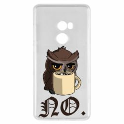 Чехол для Xiaomi Mi Mix 2 Owl and coffee