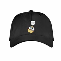 Детская кепка Owl hello