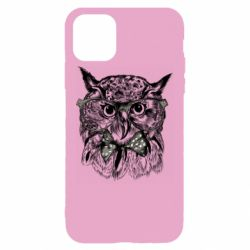 Чохол для iPhone 11 Pro Max Owl hipsters