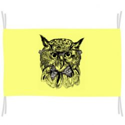 Прапор Owl hipsters