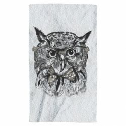 Рушник Owl hipsters