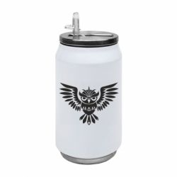 Термобанка 350ml Owl in flight