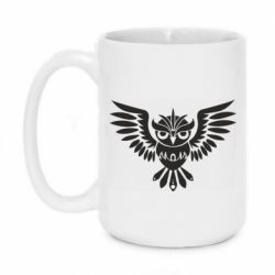 Кружка 420ml Owl in flight