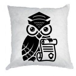 Подушка Owl Lawyer