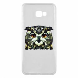 Чехол для Samsung J4 Plus 2018 Owl Vector