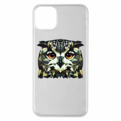 Чехол для iPhone 11 Pro Max Owl Vector
