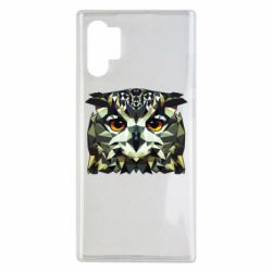 Чехол для Samsung Note 10 Plus Owl Vector