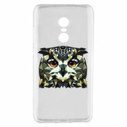 Чехол для Xiaomi Redmi Note 4 Owl Vector