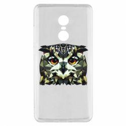 Чехол для Xiaomi Redmi Note 4x Owl Vector