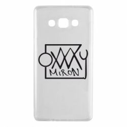 Чехол для Samsung A7 2015 OXXXY Miron