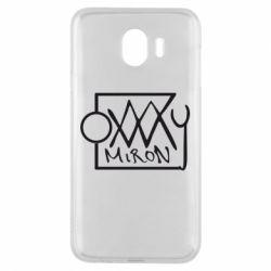 Чехол для Samsung J4 OXXXY Miron