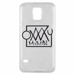Чехол для Samsung S5 OXXXY Miron