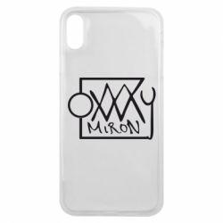 Чехол для iPhone Xs Max OXXXY Miron